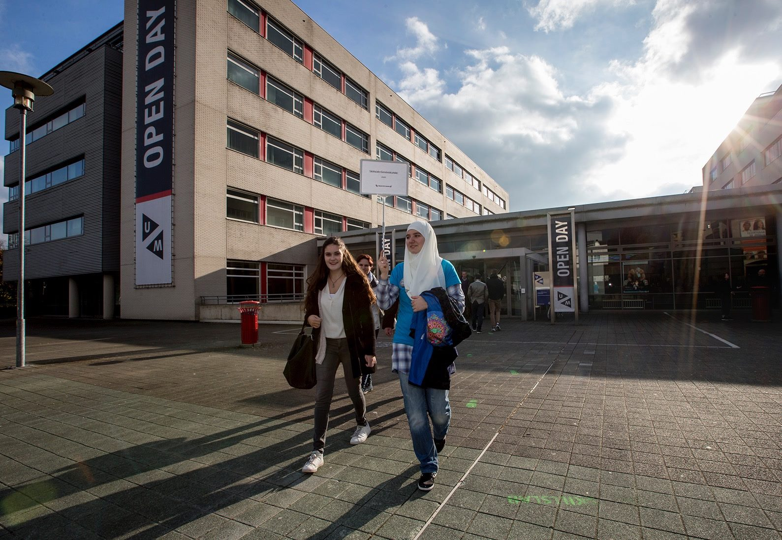 Maastricht University – UM Campus