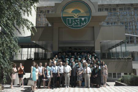 Moldova State University - USM Campus