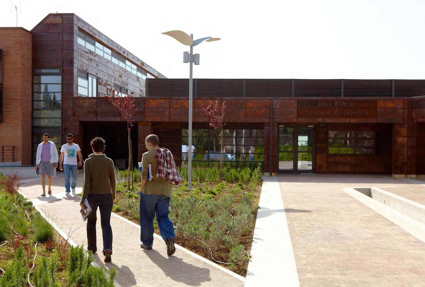 Perrotis College Campus