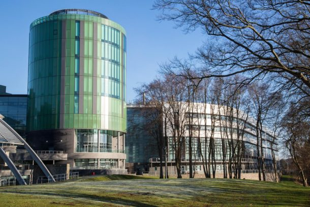 Robert Gordon University - RGU -campus