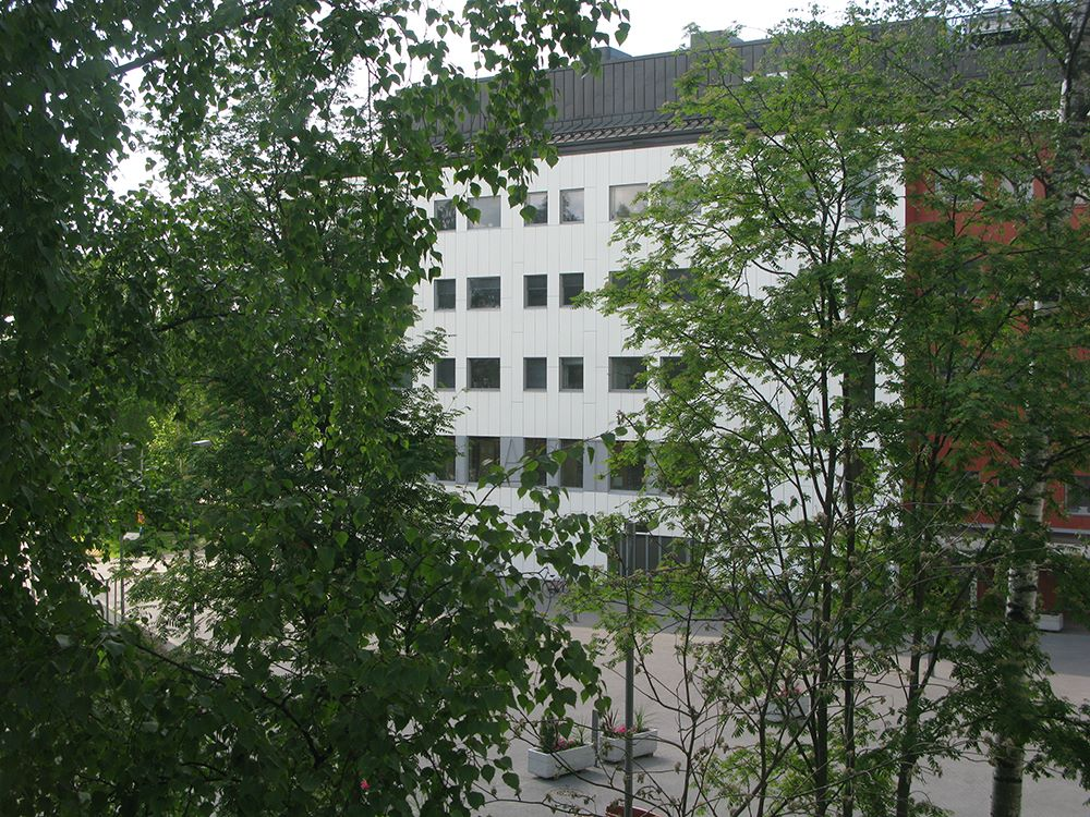 Tampere University of Applied Sciences - TAMK Campus