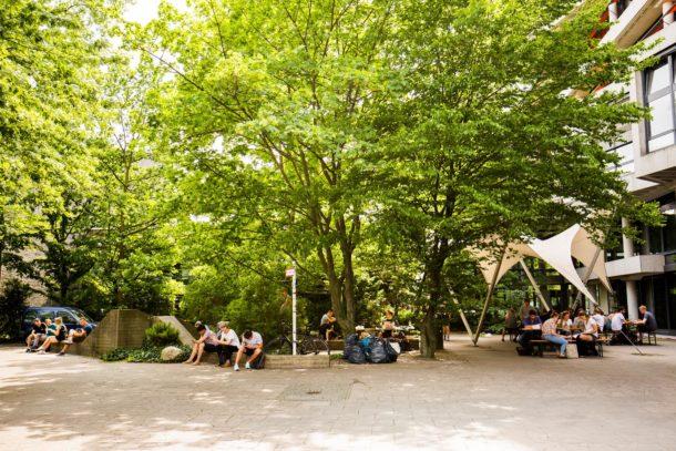 Technical University of Berlin - TU Berlin Campus