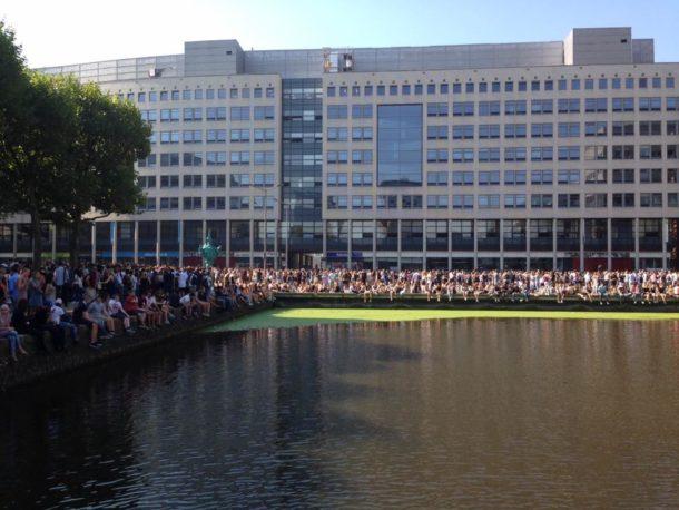 The Hague University of Applied Sciences – THUAS Campus