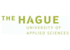 The Hague University of Applied Sciences - THUAS logo