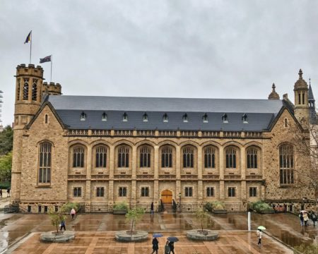 The University of Adelaide Campus