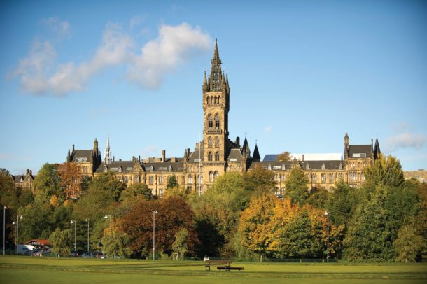 The University of Glasgow – UOFG Campus