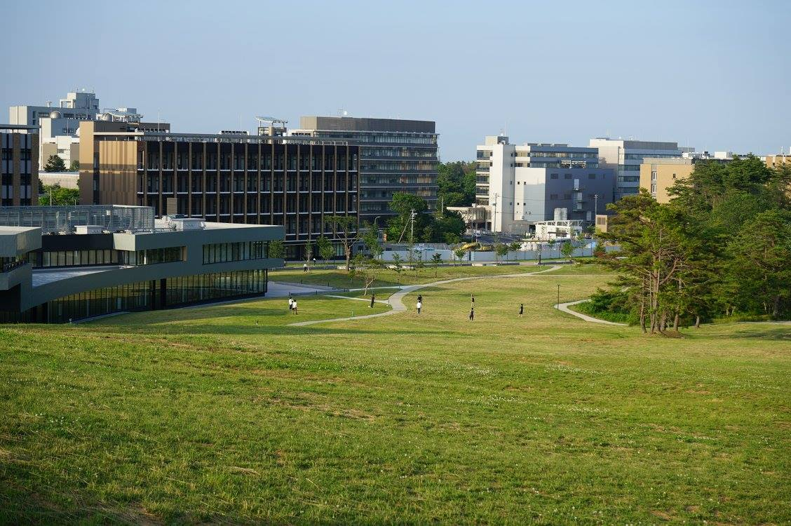 Tohoku University - TU Campus