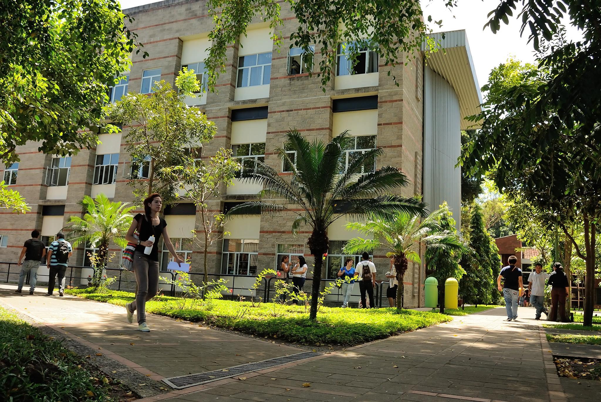 Universidad Centroamericana José Simeón Cañas - UCA Campus