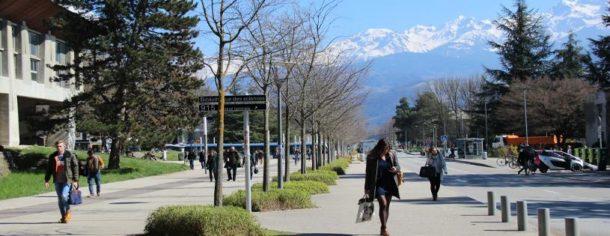 Université Grenoble Alpes – UG Campus