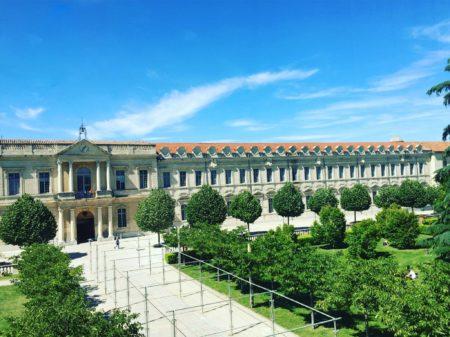 Université d'Avignon - UAPV Campus