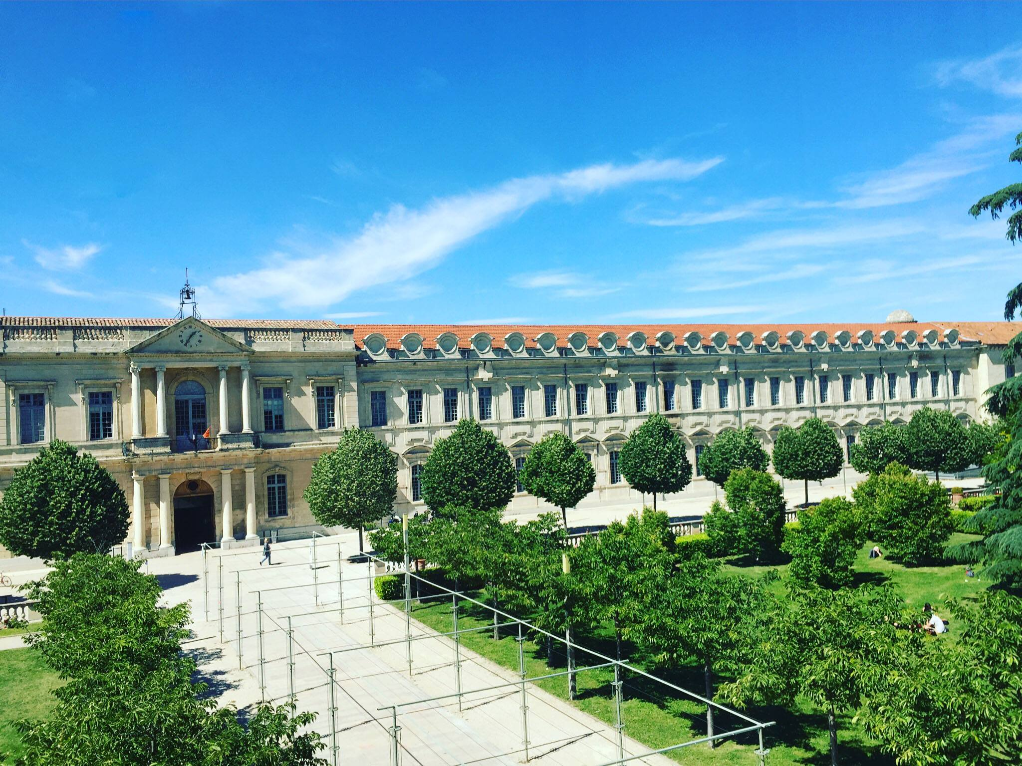 Université d'Avignon – UAPV Campus