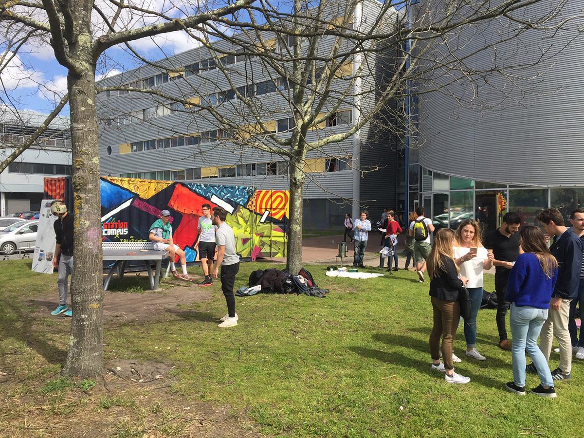 Université de Bordeaux Campus