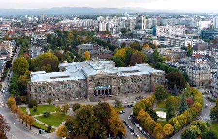Université de Strasbourg - UNISTRA Campus