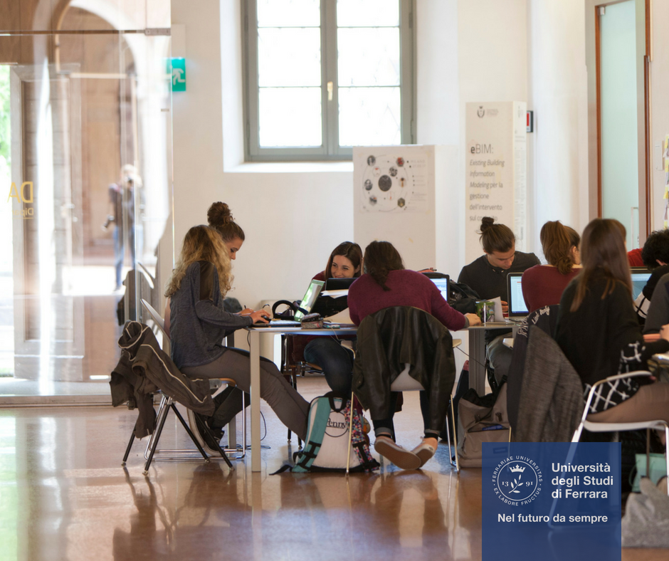 Universita degli studi di ferrara - Unife Campus