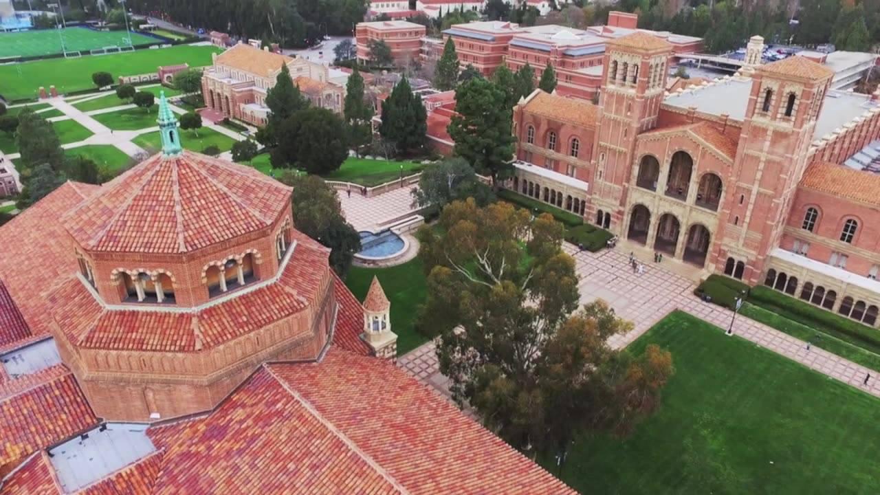 University of California Los Angeles – UCLA Campus