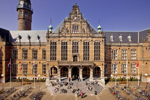 University of Groningen - RUG - campus