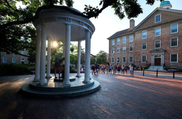 University of North Carolina at Chapel Hill – UNC Campus