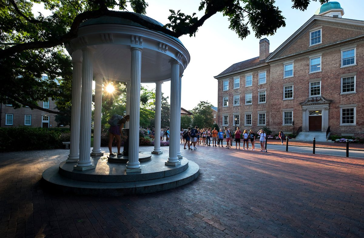 University of North Carolina at Chapel Hill – UNC Campus