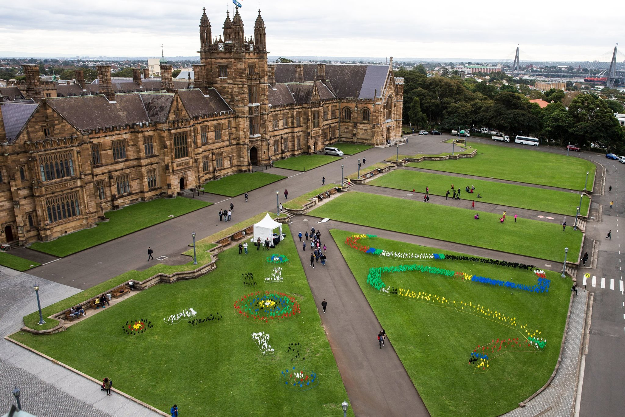 The University of Sydney - USyd Campus