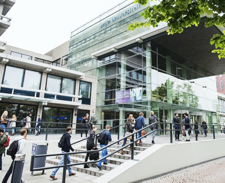 Vrije Universiteit Amsterdam - campus