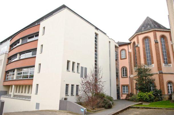 École Universitaire de Management – IGR-IAE de Rennes Campus