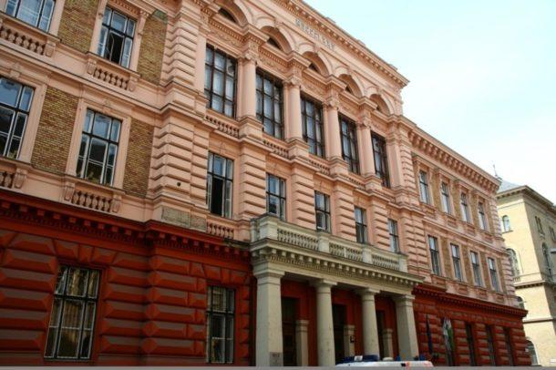 Budapest Business School – BGE Campus