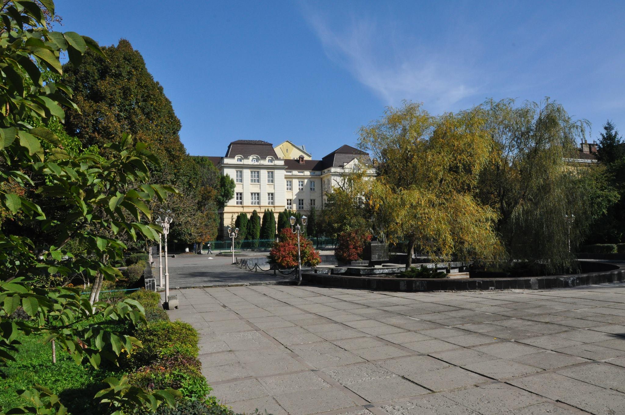 Danylo Halytsky Lviv National Medical University – LNMU Campus