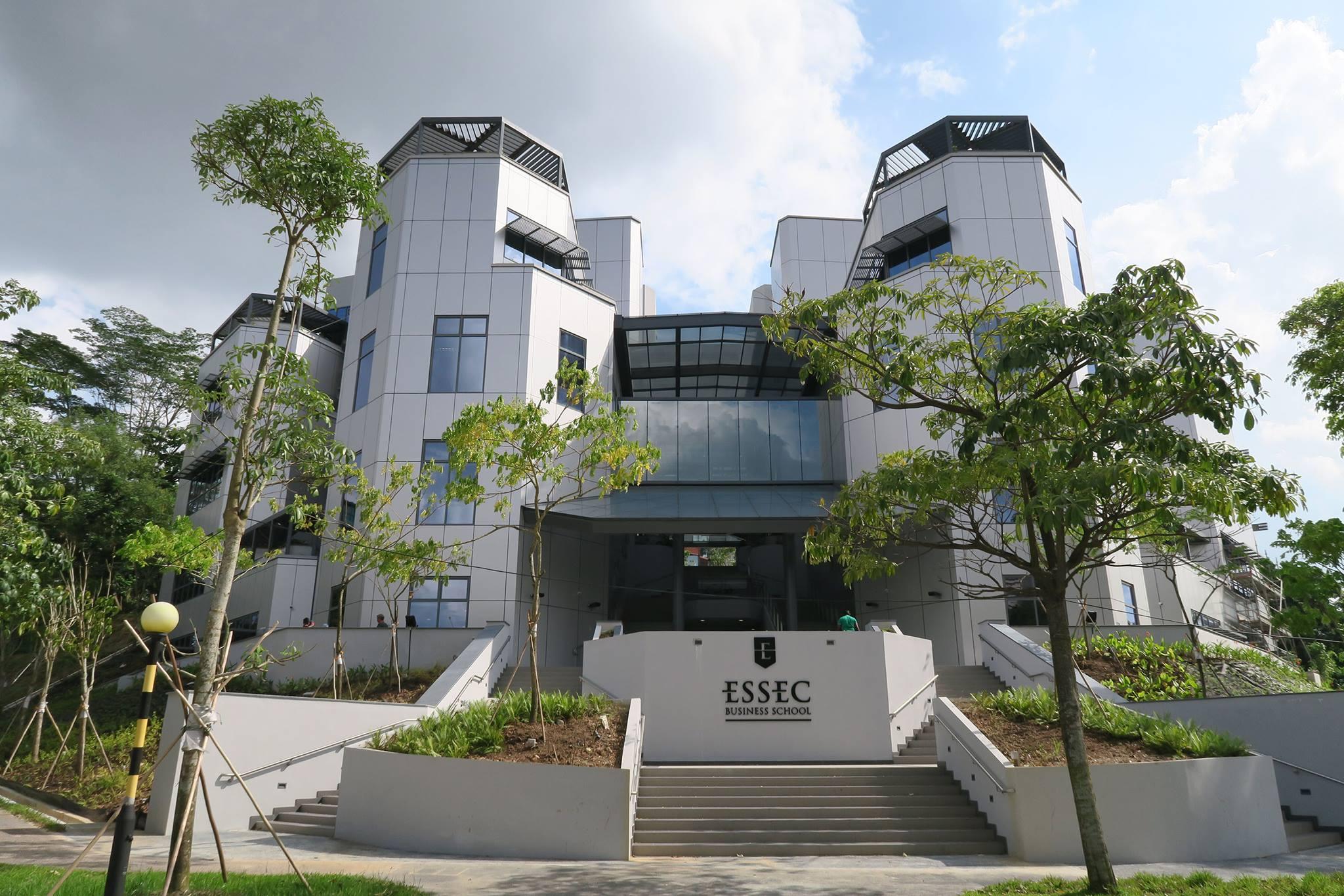 ESSEC Business School Campus