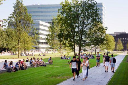 Eindhoven University of Technology - TU/e Campus