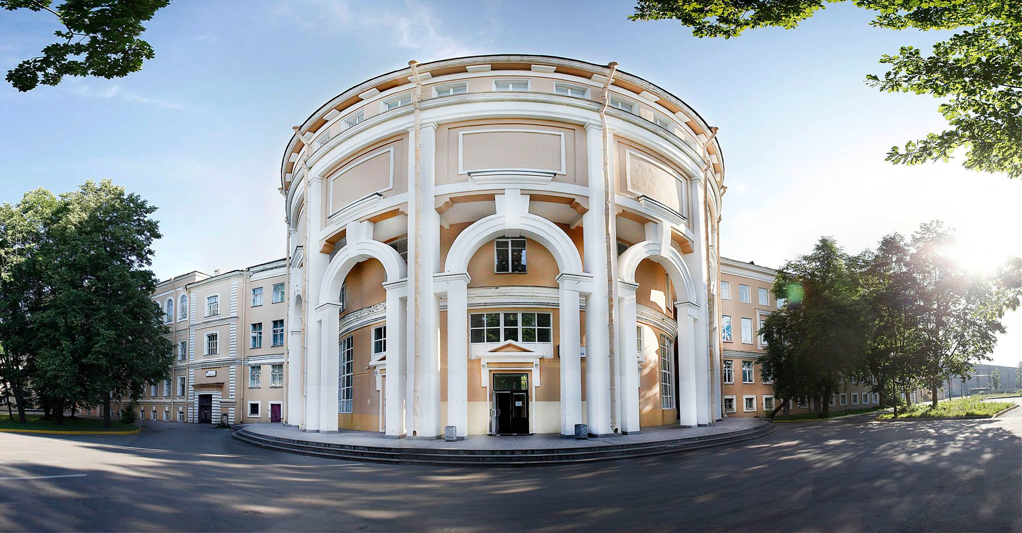First Pavlov State Medical University of St. Petersburg Campus