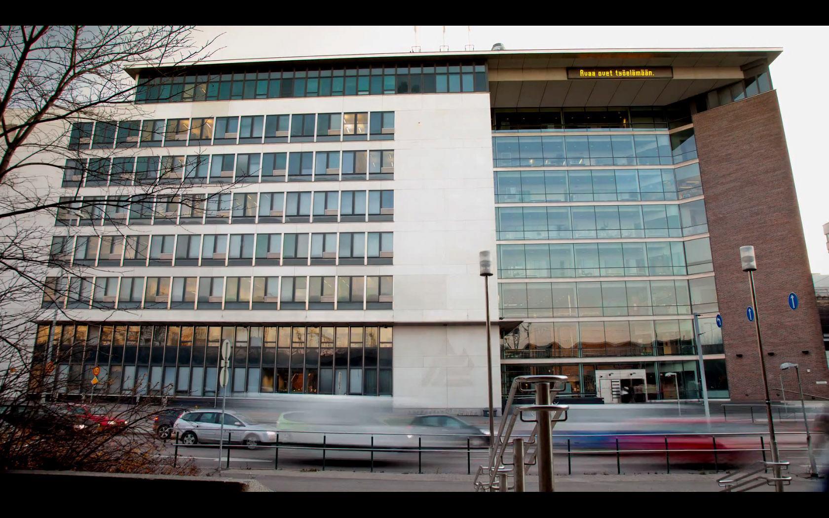 Haaga-Helia University of Applied Sciences Campus