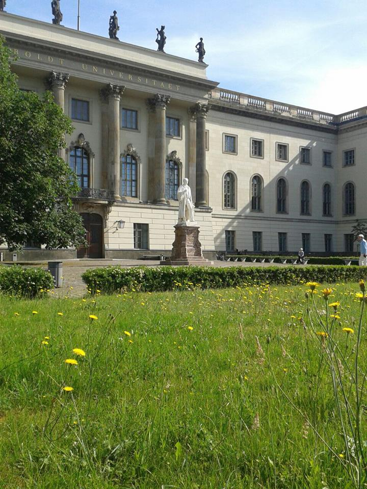 Humboldt University - HUB Campus