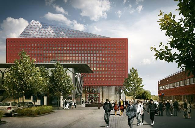 Linköping University - LU Campus