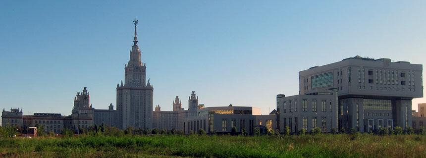 Lomonosov Moscow State University – MSU Campus