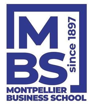 Montpellier Business School - MBS logo