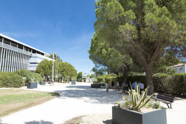 Montpellier Business School – MBS Campus