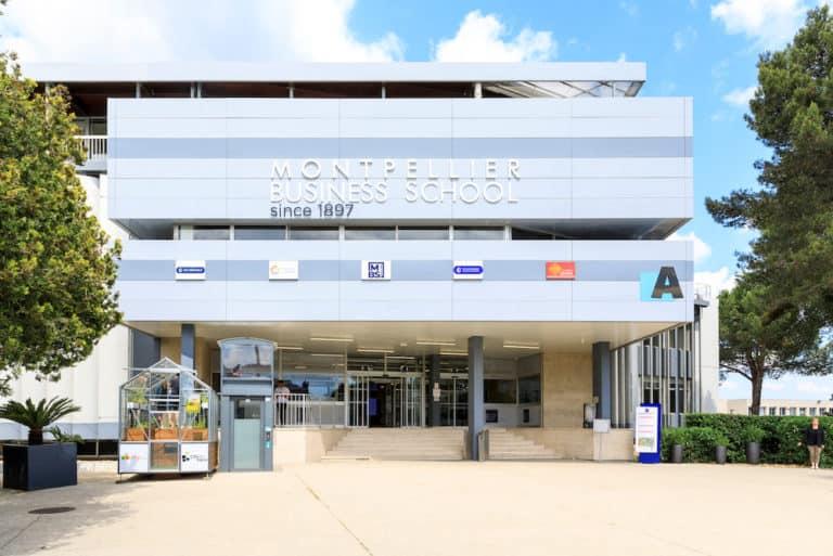 Montpellier Business School - campus
