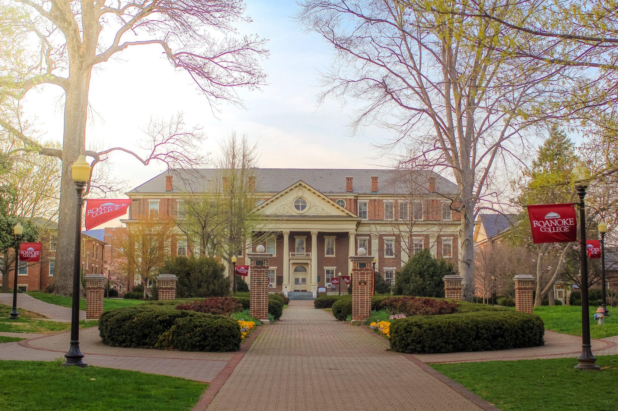 Roanoke College Campus