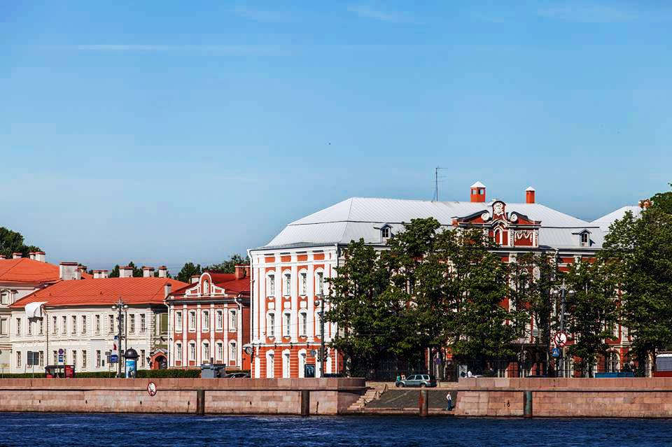 Saint Petersburg State University – SPSU Campus