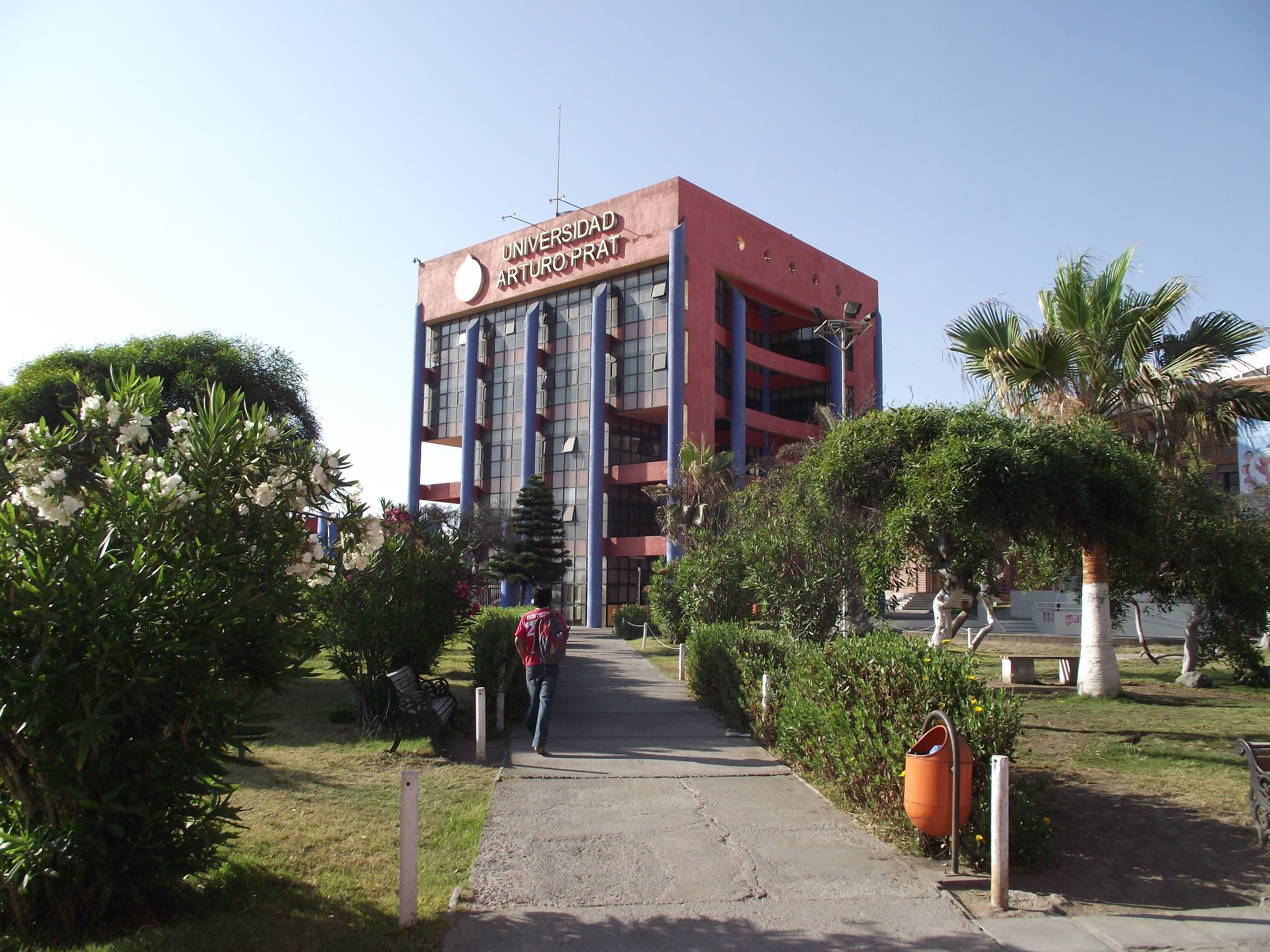 Universidad Arturo Prat - UNAP Campus