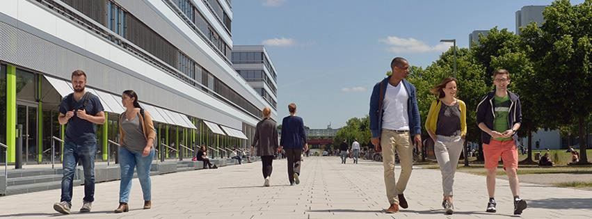 University of Bielefeld Campus