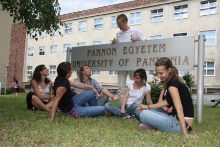 University of Pannonia Campus