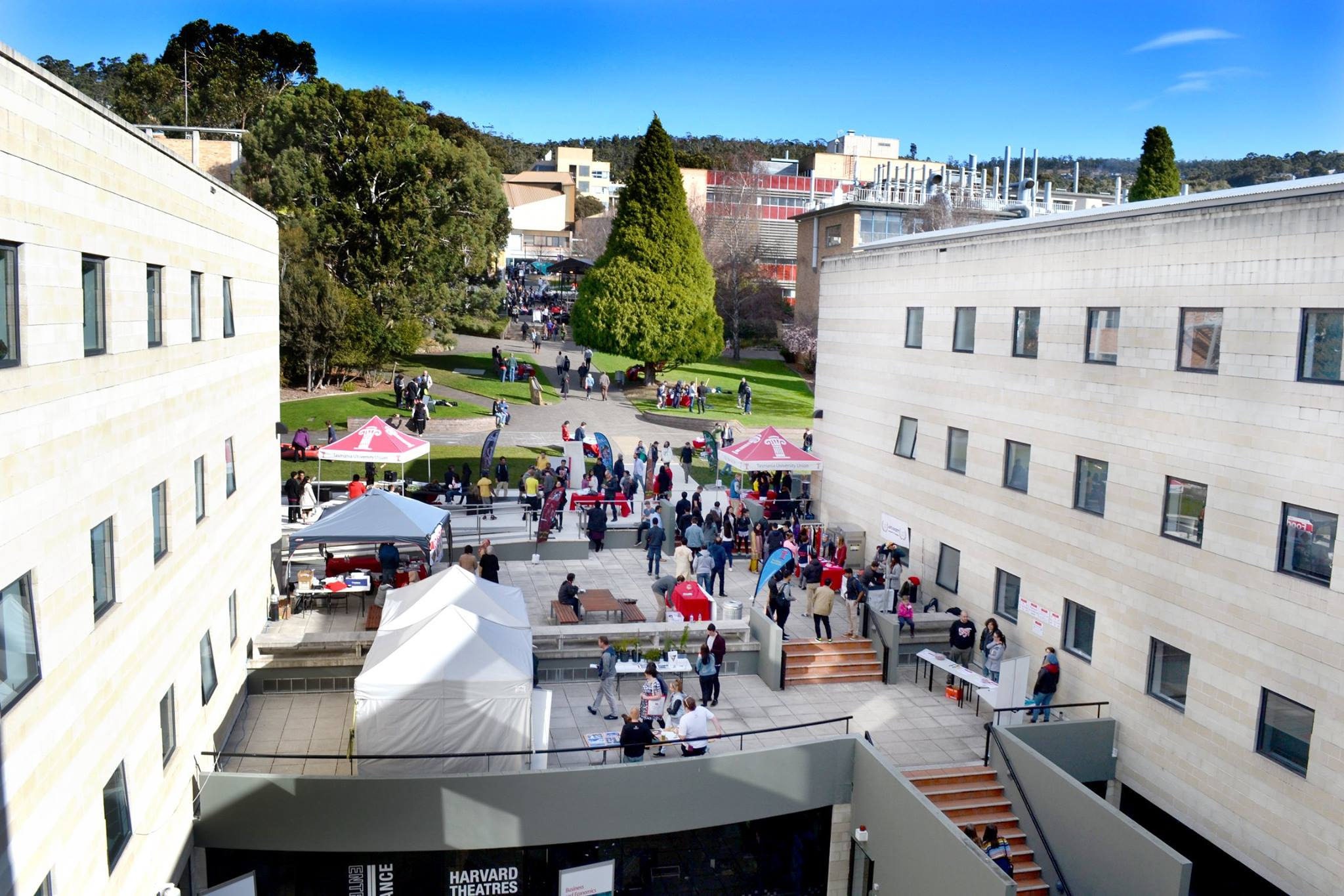 University of Tasmania - UTAS Campus