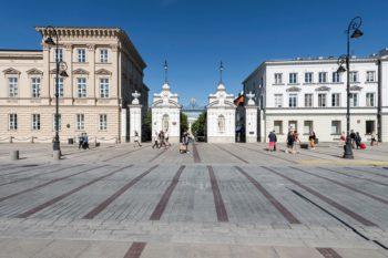 University of Warsaw Campus