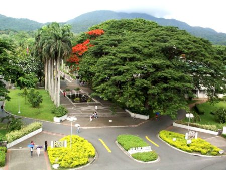 University of the Philippines - UPLB Campus