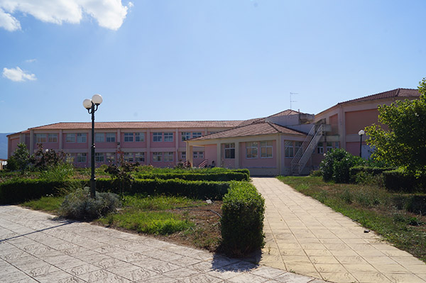 Western Greece University of Applied Sciences Campus