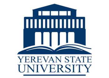 """Vaizdo rezultatas pagal užklausą """"Yerevan State University (YSU) logo"""""""