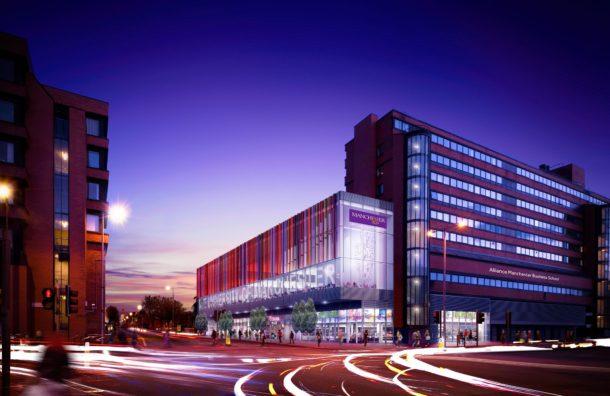 Alliance Manchester Business School Campus