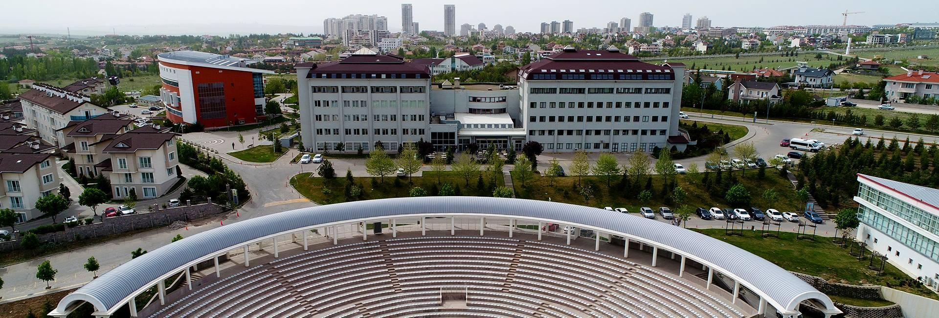 Atilim University Campus