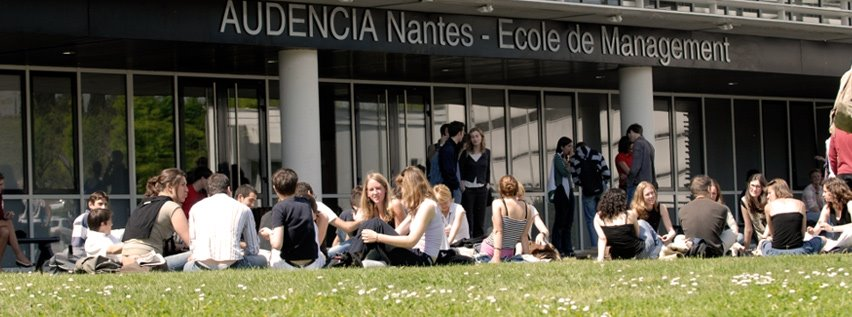 Audencia Business School Campus